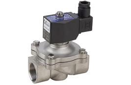 2W Water Air Solenoid Valve